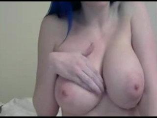 Blue Haired Goddesses Solo