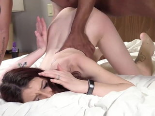 I'm going to cum as deep as I can! you deserve it!