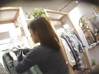 japanese salesgirl 1