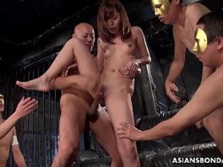 Aihara Miho likes to try imprecise sexual intercourse until she cums