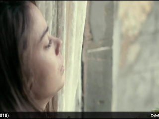 Teen celeb Laia Costa bare and romantic fucky-fucky scenes