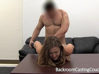 Cheating Gf Bum-fucked and Facialed