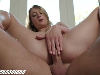 Steamy Teenie Sister Gets Caught Stealing Car and Has to Fuck Brother