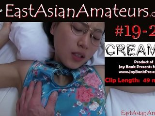 June Liu 刘玥 SpicyGum Creampie Chinese Asian Amateur x Loon Barricade Bonuses #19-21 pt 2