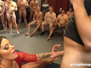Ashley Cumstar Groupbanged alongside all respects Say no to Greatness Holes