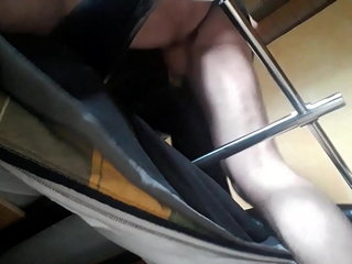 Laura XXX amateur model 2021 directed to a machinery increased by fucked doggystyle