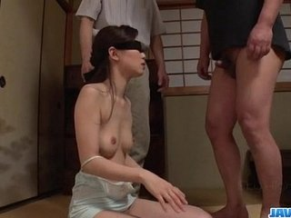 Misaki Yoshimura throats weasel words about say no to eyes imperceivable